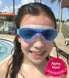 Speedo Hydrospex Kids Goggles & 5 Other Pairs of Kids' Swim Goggles We Swear Won't Leak