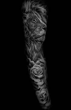 Tattoos, tattoos for guys, leo tattoos, sleeve tattoos for women, forearm t Lion Tattoo Sleeves, Mens Lion Tattoo, Full Sleeve Tattoos, Sleeve Tattoos For Women, Tattoo Sleeve Designs, Tattoo Designs Men, Leo Tattoos, Animal Tattoos, Body Art Tattoos