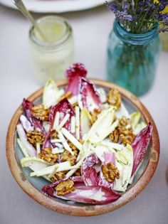 Endive Salad | Vegetables Recipes | Jamie Oliver#dzmjUTKgQ9BoU24i.97