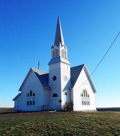 Rocklyn, Washington - United Methodist Church - Built 1909