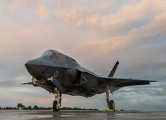 F-35B Touches Down in the UK for the First Time   F-35 Lightning II