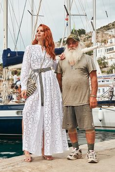 Famous Fashion Blogger, Evelyn Kazantzoglou travels in Hydra Island, Greece with Lynne! Greece, Island, Sweaters, Dresses, Fashion, Greece Country, Vestidos, Moda, Sweater