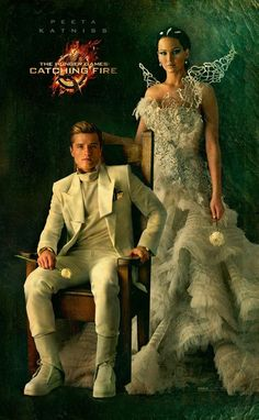 catching+fire+katniss+and+peeta | Catching Fire - Peeta and Katniss by ~echosong001 on deviantART