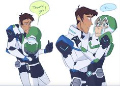 Pidge and Lance's relationship complication from Voltron Legendary Defender
