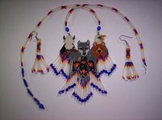Brick Stitch Native American Style Delica Seed by wolfdendezigns38, $3.99