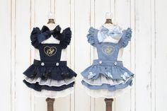 ROLLY Springジャンスカ / SSS・SS・SSL・S (BUL BU-BU) Dog Wear, Dog Dresses, Pet Clothes, Hanukkah, Harajuku, How To Wear, Decor, Style, Fashion