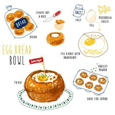 Korean Hand-Painted Recipes ,I Bet You'll Love It 18