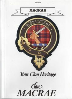 clan macrae usage irish scottish meaning amp history from