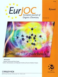 Philip Kraft, Christophe Weymuth, Cornelius Nussbaumer, Total Synthesis and Olfactory Evaluation of A New Synthetic Route to the Patchoulol Skeleton, Eur. Patchouli Oil, 2nd One, Feature Article, Cornelius, Organic Chemistry, Cover Pics, Skeleton, Horsehair, Skeletons