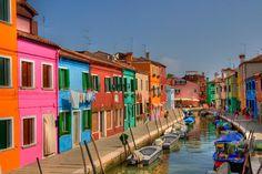 10 colorate località sul mare che sembrano uscite dalla tela di un pittore | Spiaggia.Piksun.com