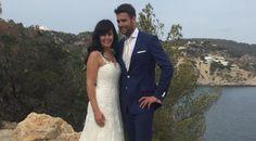 Wat een plaatje! Nick Schilder en Kirsten zijn getrouwd - RTL Nieuws