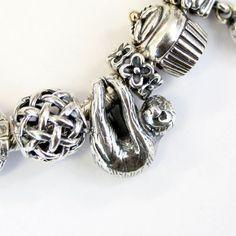 7e34c5f26 Sloth Charm Animal Bead for Bracelet - 925 Sterling Silver European Style Bracelet  Charm Bead - Fits: Pandora, Chamilia & Compatible Brands