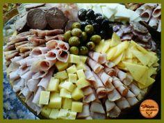 Picada #Tradicional  www.apicarmiamor.com.ar