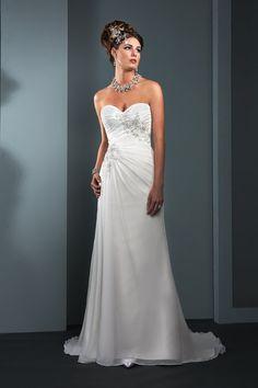 Wedding gown by Mary's Bridal – Moda Bella