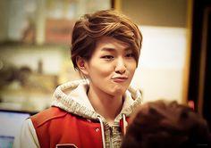 Forever cute Jinki<3