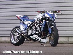 "Yamaha VMax ""V4 Street/Race"""
