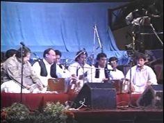 Ustad Nusrat Fateh Ali Khan - Live Concert # Part 8