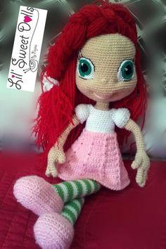 crochet doll toy amigurumi