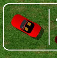 Urca-te intr-o masina care evita minele intr-un joc de masini....