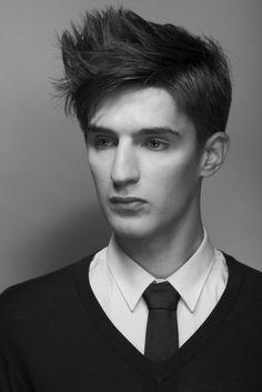 Modo Berlin, Men's Collection 2012 #hair