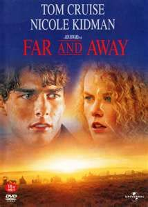 Far and Away- partly filmed in Oklahoma-about the Oklahoma Land Run    Rhonda Reynolds via Denise Collinsworth onto There's no place like home