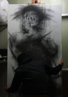 """narcissusskisses: """" Shin Kwang Ho - Untitled, 2013 """""""