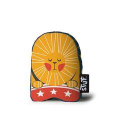 circus lion - stuf pillow