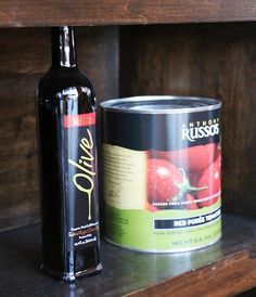 Stock your store with Chef Anthony Russo's custom extra virgin olive oil and marinara sauce! Learn more here: www.RussosRetail.com