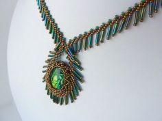 DIY Jewelry: FREE beading patt
