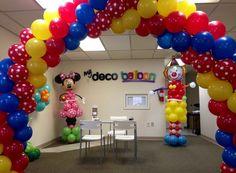 Balloon Decoration, My Deco Balloon Contact Us