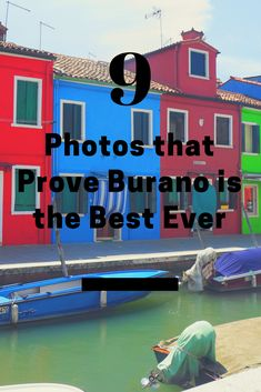 Discover why you should visit Burano, Italy.