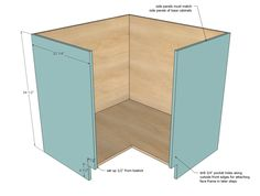ana white   build a face frame base kitchen cabinet carcass   free and easy diy project and furniture plans   diy for home   pinterest ana white   build a face frame base kitchen cabinet carcass   free      rh   pinterest dk