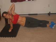Plank Your Way to Sexy Abs. Real Time Workout video and breakdown. Free. Body Weight, full body workout.  www.benderfitness.com