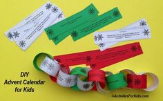 Like this idea for the days activities leading to the solstice. Ie:bake cookies, make a wreath, watch elf, et cetera. Preschool Christmas, Christmas Activities, Christmas Crafts For Kids, A Christmas Story, Christmas Traditions, Holiday Fun, Christmas Holidays, Christmas Ideas, Advent For Kids