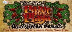 Gina and Wanda will do 4 nights of Panic in Mexcio... stay tuned!