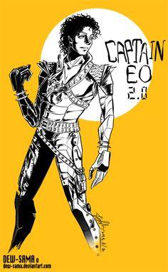 Captain EO 2.0 by Dew-Sama on DeviantArt