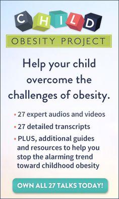 Help kids overcome obesity.