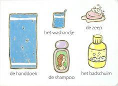 Learning Dutch words