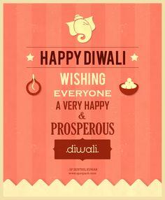 Warm Wishes for Diwali.