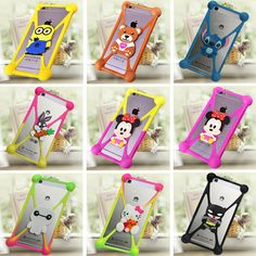 For Lenovo A6010 Super Case Fashion 3D Cartoon Anti knock TPU Rubber Cell Phone Case For Lenovo A 6010 Silicone Phone Cover Capa