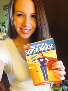 It's finally here! Anatomy of a Super Nurse. The Ultimate Guide to Becoming Nursey. Find out more about what you can expect with this book.