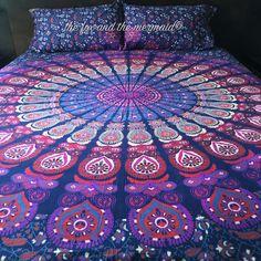 Amethyst Tapestry Duvet Cover