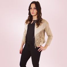 Petite veste a franges bientôt dispo  #zonedachat #mode #fashion #ootd #girl #cowboy #franges Ootd, Blouse, Long Sleeve, Instagram Posts, Sleeves, Sweaters, Collection, Women, Fashion