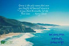God gives grace abundantly. - James 4:6