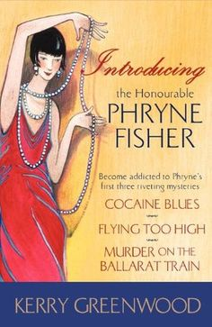 I am like most people who were introduced to Phryne Fisher through her televisionseries' first. Well there will not be a fourth season, although there are talks of a movie. But the books are always better… Right? Well, Introducing the Honourable Phryne Fisher includes the first three books in the series, which was too enticing …