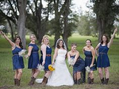 North Florida Rustic Wedding by Holly Frazier Photography