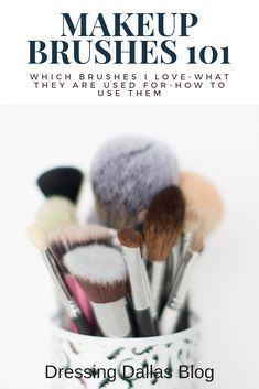 Check out my makeup brushes guide! I talk about the perfect makeup brushes for any makeup lover, which brushes are good for specific makeup techniques, which sets are best, and which are your most affordable options! Makeup Brush Cleaner, Makeup Brush Holders, Brush Cleaning, How To Clean Makeup Brushes, How To Apply Makeup, Lotion, Eyelash Sets, Gloss Matte, Korean Makeup Tutorials