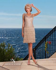 Uno de mis vestidos favoritos de Sonia Peña . Ref: 1160015