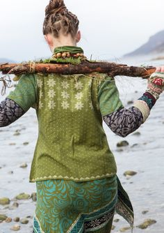 """""""Luse"""" cardigan in eco-cotton – Norway – GUDRUN SJÖDÉN – Webshop, mail order and boutiques 