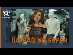 Galpão das Marcas inaugura loja no Super Shopping em Osasco - YouTube